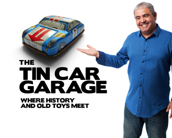 The Tin Car Garage